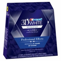 Отбеливающие полоски Crest 3D White Whitestrips Luxe Professional Effects
